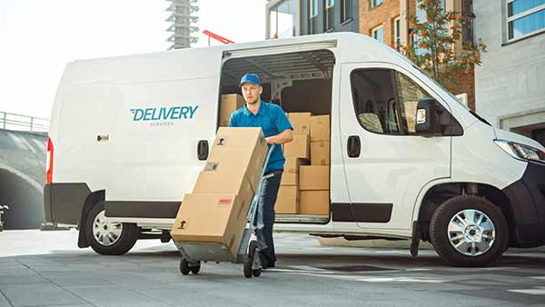 delivery truck safety