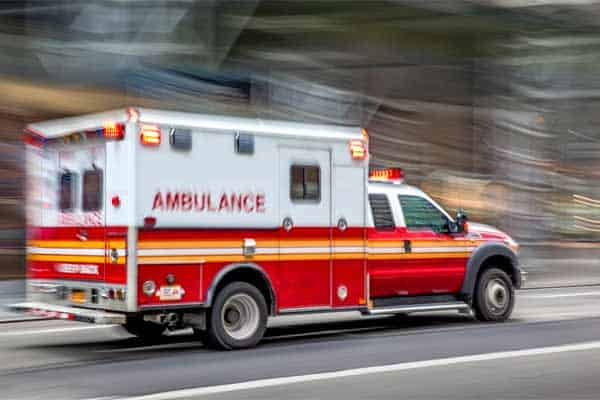 What Happens After a Car Accident With an Emergency Vehicle?